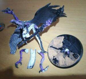 40k Chaos Daemons Lord of Change (Complete but Broken, Metal)