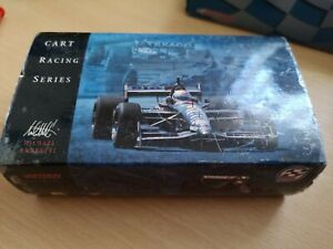 MICHAEL ANDRETTI SIGNED ACTION 1/43 NEWMAN/HAAS KMART HAVOLINE RACING MODEL 1999