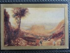 No.22 WILLIAM TURNER, VIEW OF ORVIETO Gallery Pictures - J. Millnoff & Co 1929