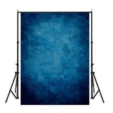 3x5 Tie Dye Backdrop Photography Studio Background Retro Blue Vintage Prop Cloth