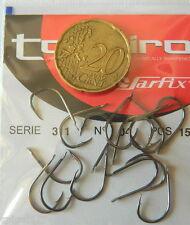 1 BUSTINA DI AMI SARFIX TOSHIRO 15 PEZ SER.131 spigole N° 18  OFFERTA YM54