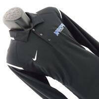 Men Nike Dri Fit Memphis Tigers Basketball Athletic Golf Polo Shirt Size Large L