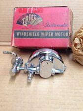 1935 1936 FORD NOS ROADSTER PHAETON CHROME WIPER MOTOR, 1932 1934 HOTROD