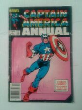 Captain America Annual #7 1983 Marvel Comics SEE PHOTO FOR CONDITION