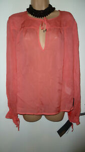 GORGEOUS  JUSTCAVALLI  TOP SIZE 40/XL RRP £130.00 NEW