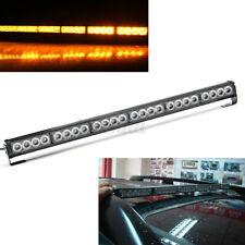 24 LED Auto Blitzleuchte Lichtbalken Stroboskoplicht Warnleuchte Blitzer Ge