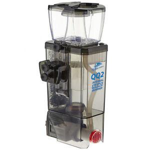 Bubble Magus QQ2 Internal Hang-On Protein Skimmer Nano Aquarium Pump Fish Tank