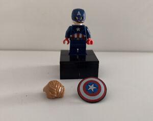Lego® Super Heroes Marvel Avengers - Minifigur Captain America (sh686) aus 76168
