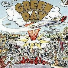 """New listing New Music Green Day """"Dookie"""" LP"""