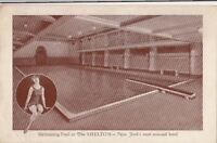 Postcard Swimming Pool The Shelton NY Hotel