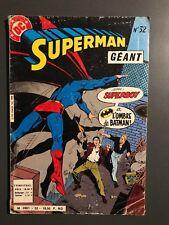SUPERMAN GEANT (Sagedition) - T32 : avril 1986