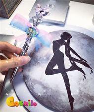 Handmade Sailor Moon Princess Serenity Miracle Henshin Gel Pen 0.7 Bow Sa