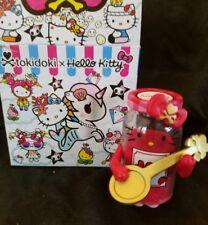 Tokidoki X Hello Kitty Series 2 Blind Box Mini Vinyl Berry Jam