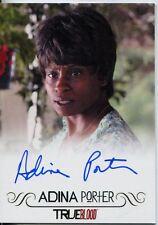 True Blood Premiere Full Bleed Autograph Card Adina Porter