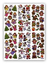 Fiesta de Navidad Adhesivos Para Tarjetas y Manualidades