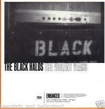 The Black Halos The Violent Years Promo CD RARE Sub Pop subpop
