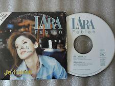 CD-LARA FABIAN-JE T'AIME-ALLELUIA_ALBUM PURE_RICK ALLISON(CD SINGLE)1997-2 TRACK