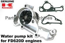 Genuine Kawasaki,Water Pump Kit W/ Gaskets For Fd620D Engine,John Deere Tractors