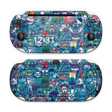 Sony PS Vita Skin Kit - Cosmic Ray by JThree Concepts - Decal Sticker