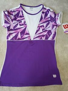 Stunning Wilson tennis Top- Size M brand new