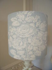 Handmade Drum Lampshade Laura Ashley Josette fabric 20cm all available colours