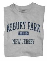 Asbury Park New Jersey NJ T-Shirt EST