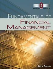 Finance Titles in the Brigham Family: Fundamentals of Financial Management by...