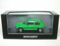 VW Golf (santosgrün) 1980