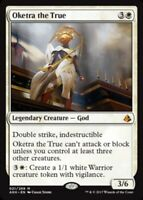 1x NM-Mint, English Regular Oketra the True Amonkhet
