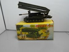 French DINKY Mecanno Military AMX Tank Bridge Layer Vintage classic 1/43 France