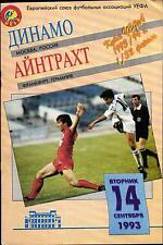 UEFA - EC III 93/94 Dynamo Moskau - Eintracht Frankfurt, 14.09.1993 - Edition A