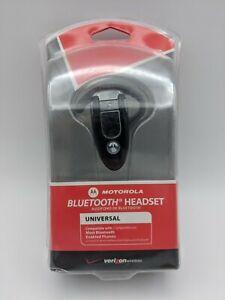 Motorola Universal Bluetooth Headset Model MBT505Z Brand New