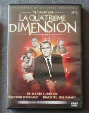 La Quatrieme Dimension - the Twilight Zone, 3 épisodes , DVD N° 2