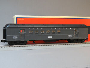 LIONEL LONG ISLAND SCALE 60' RPO #737 MAIL CAR O GAUGE train coach 6-85341 NEW