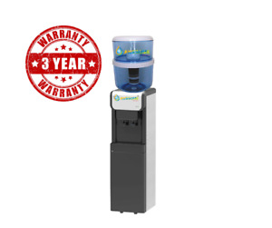 AWESOME WATER® - ECLIPSE - COLD & AMBIENT - FLOOR STANDING WATER DISPENSER