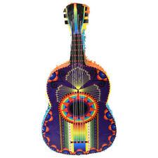 Guitar Miniature Piñata, 26-Inch