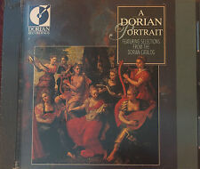 Rare Dorian Portrait 90004 DDD 23 Tracks CD Sealed USA 1991 Classical Superb!