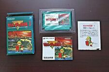 Famicom FC The Legend of Zelda 1 boxed Japan NES game US seller