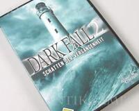 Dark Fall 2 PC Deutsch Schatten der Vergangenheit in DVDBOX mit Handbuch
