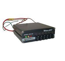 Whelen PCC-S9R Six SPST Push Button 12VDC Power Control Center