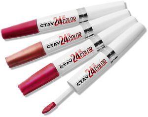 Maybelline Super Stay 24Hour Dual Ended Lipstick