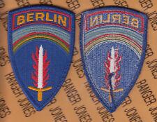 US Army Berlin Brigade Dress uniform Class A shoulder patch m/e