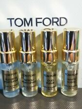 4 Authentic TOM FORD Private Blend 3.4 ml Perfume Factory Sample Spray Atomizers