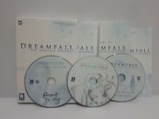 Dreamfall The Longest Journey Limited Edition (PC) Region Free Complete Rare NJ1