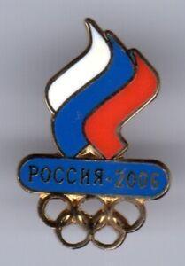 TORINO 2006 OLYMPIC GAMES. NOC  PIN. RUSSIA