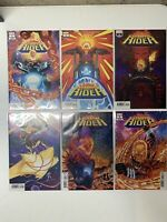Cosmic Ghost Rider #1-5 First Prints NM Donny Cates Variants 1,2,3,5 2nd #1 Extr