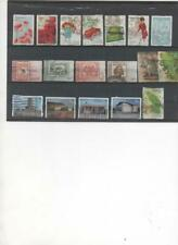 Australia  2009  collection of used stamps all different.