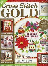 Cross Stitch Gold #51 UK magazine