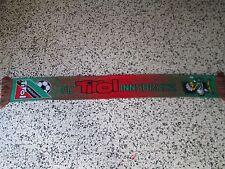 d1 sciarpa TIROL INNSBRUCK FC football club calcio scarf bufanda schal austria