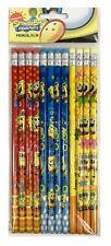 Spongebob Squarepants Pencils School stationary Supplies 12pc